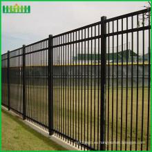 Jardín de la cerca del acero del cinc de la alta calidad para la venta