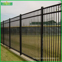high quality zinc steel fence garden for sale