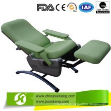 Cadeira de Doação de Sangue Manual Stretchable