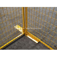 Temporärer Zaun Kanadas / Bauzaun