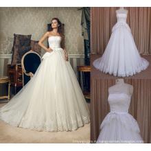 Алибаба-Line Свадебные Платья Красивые Кружева Свадебное Платье