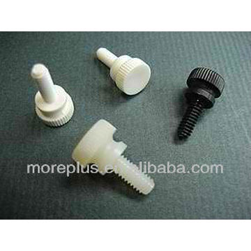 Knurled Thumb Screws - Plastic Screw