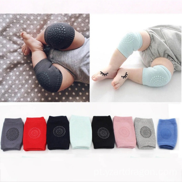 2020 Silicone Baby Elbow Knee Cushion Soft Baby Toddle Knee Pad Protector