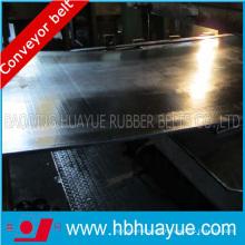 Cotton Canvas Black Rubber Conveyor Belt