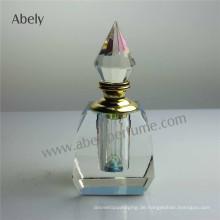 12ml Dxb Kristall Oud Parfüm Öl Flasche