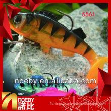 Soft plastic fishing lure 6cm/7g noeby lure