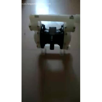 QBY micro bomba de diafragma neumática de transferencia de aceite combustible