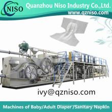 High Quality Servo Motor Adult Diaper Machine Factory (CNK300-SV)
