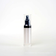 50ml Cylinder Acrylic Lotion Bottle (EF-L23050)