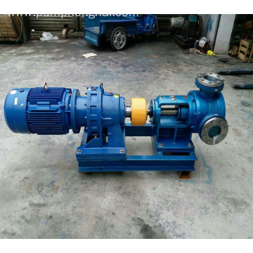 Standard high viscosity gear oil rotor pump