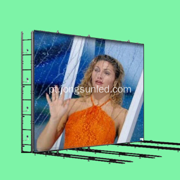 O que é P5 P6 Rental Led Display Screen