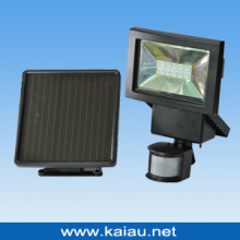 12PCS SMD Solar PIR Sensor LED Security Light