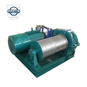 5 Ton On High Speed Electric Winch For Sale