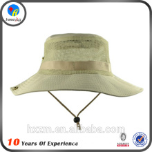 2016 Wholesale design your own fishing hat
