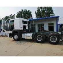 Cabeza tractora / remolque usada 375hp HOWO 6x4