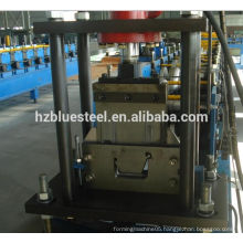 Metal Channel Gutter Roll Forming Machine