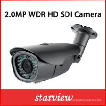 1080P 2.0MP Sdi WDR IR impermeable Cámara CCTV Seguridad Bullet