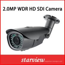 1080P 2.0MP Sdi WDR IR imperméable à l'eau CCTV Security Bullet Camera