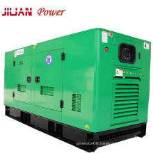 Guangzhou Factory Sale Price Electric Silent Power Diesel 80kw with Perkins Generator