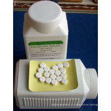 GMP Certified 500 мг таблетка парацетамола