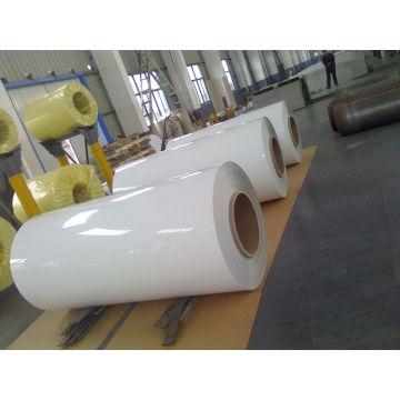 Bobina de aluminio recubierta de color (1050/1060/3003/3004/3105)