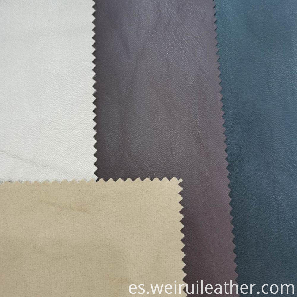 Real Leather Feel PU Leather