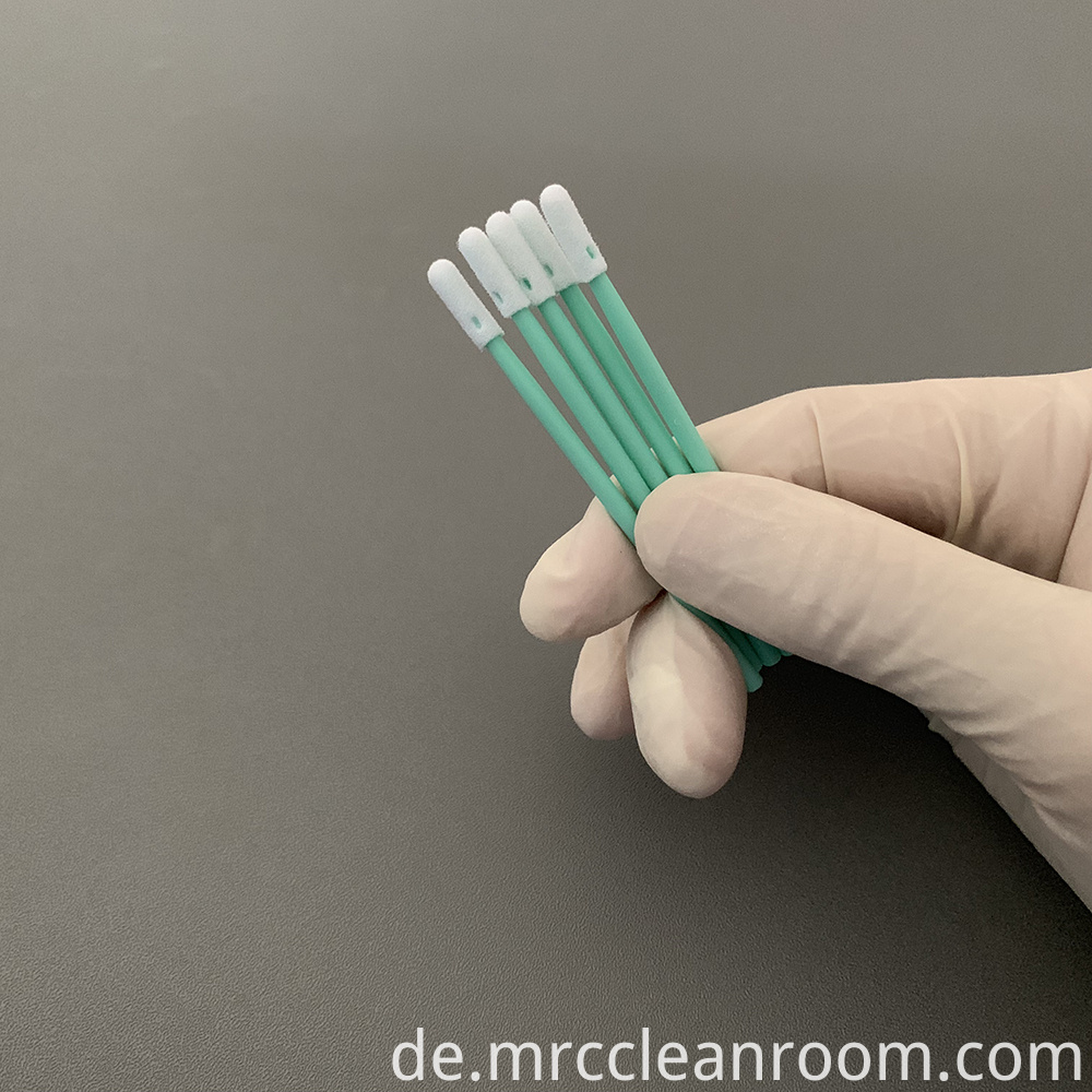 Narrow Head Foam Swab
