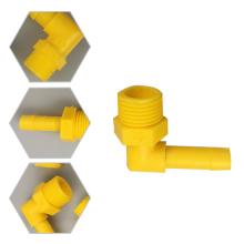 Изготовление дешевый наружной резьбой разъем прессформы и частей