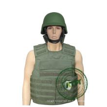 Chaleco antibalas Army & Police con bolsillos / punzones.