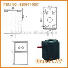 DC 24V Insulation H Class Automobile Valve Auto Solenoid Coil