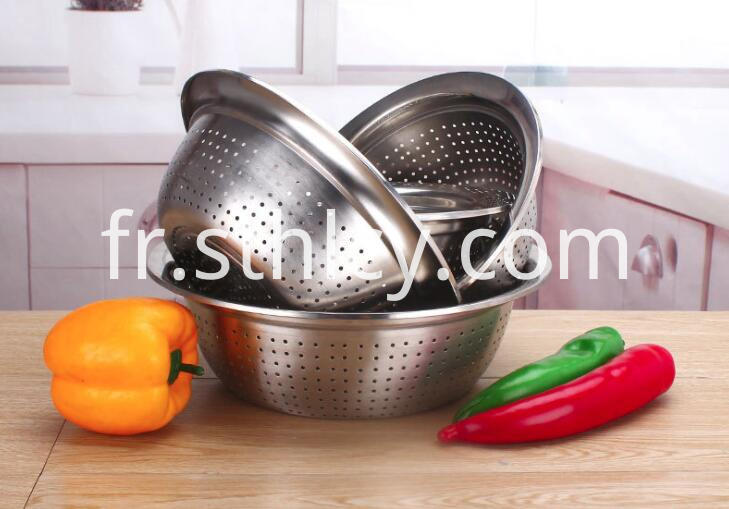 Stainless Steel Basin For Sale