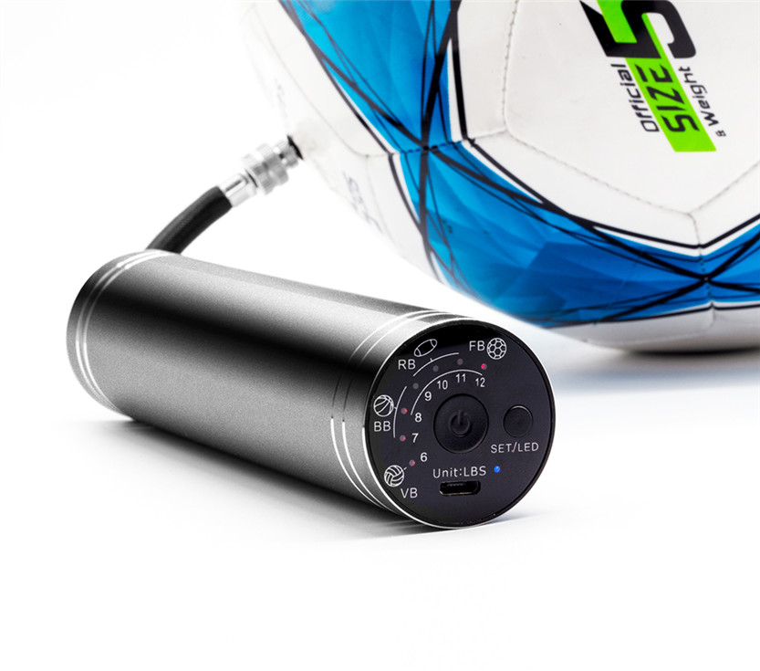 Soccer Ball Pump
