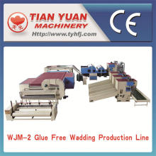 Cotton Wadding Production Line for Mattress