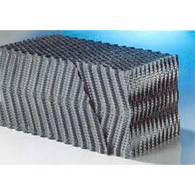 Film PVC gris mat pour la tour de refroidissement