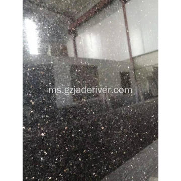 Bahan Semulajadi Black Galaxy Granite Wholesale