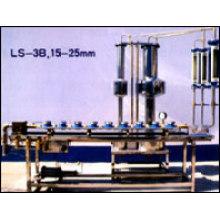 LS-3B 15-25mm serie anti-presión Watermeter comprobación de plataforma