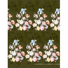 Полиэфирная ткань, используемая в домашнем текстиле