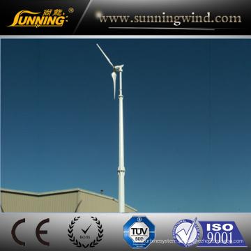 Fornecimento de fábrica Sunning 5000W China Gerador de vento permanente ímã com design de patente