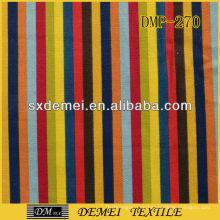mehr als fünfhundert Muster gewebte Baumwollstoff