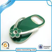 Cute Slipper Bottle Opener Lapel Pin