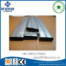 cold rolling seam lock oval pipe