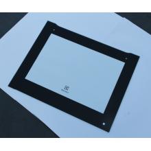 Agujero de perforación / vidrio templado transparente para horno de puerta