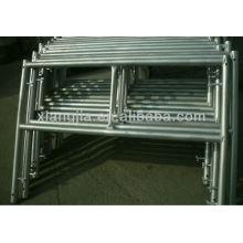partes de puertas de marcos de aluminio