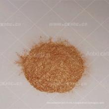 Polvo de cobre recubierto de plata conductivo eléctrico 99.999