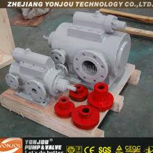Lq3g Three Screw Pump (4.5~252m3/h, 2inch~12inch, 6~10Bar, 350centigrade oil allowed)