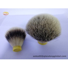 Natural Badger Hair Tips Shaving Brush Knot