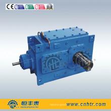 Reductor de engranajes de minería de la serie Hb combinado con rectificadoras