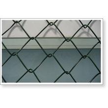PVC-beschichteter Kettengliedzaun