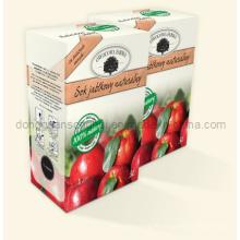 Apple Juice Bag in Box/ Juice Bag in Box with Spout/ Bib Bag in Box