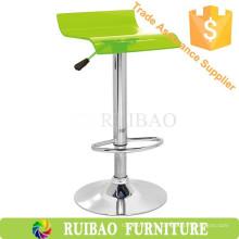 Современный дизайн Прозрачные акриловые стулья для ног Uesd In Bar Furniture